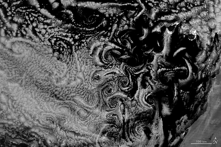 Nighttime Swirls - related image preview