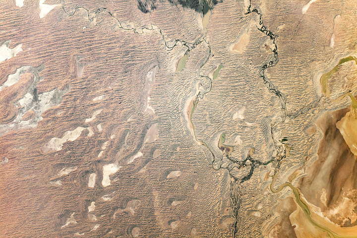 Simpson Desert, Australia - selected image
