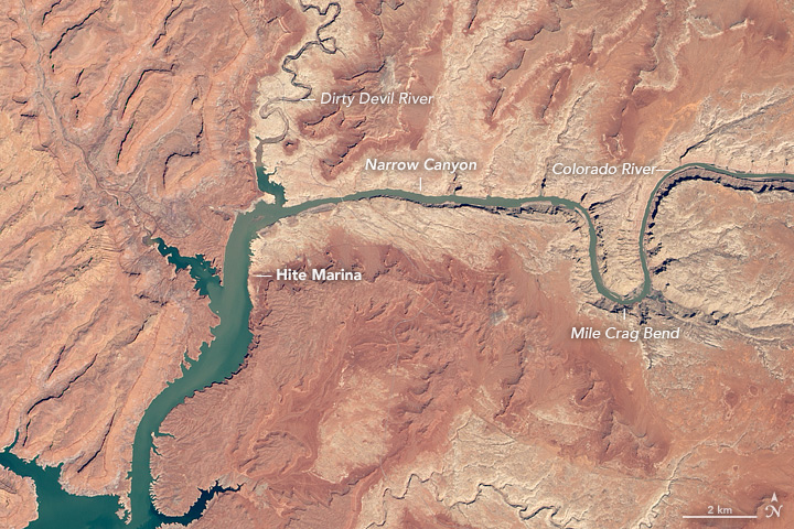 A Pulse of Water for Lake Powell