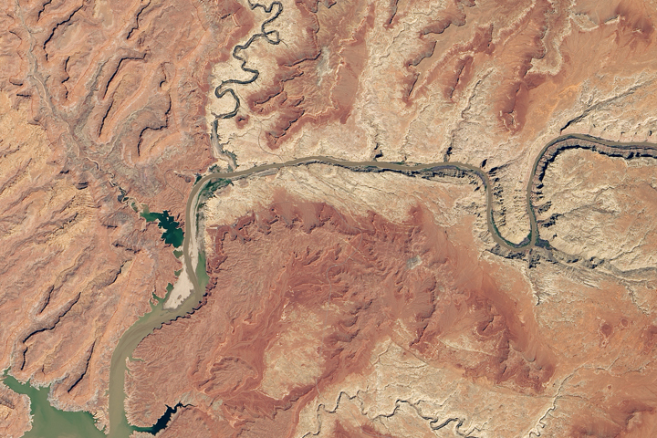A Pulse of Water for Lake Powell - selected image