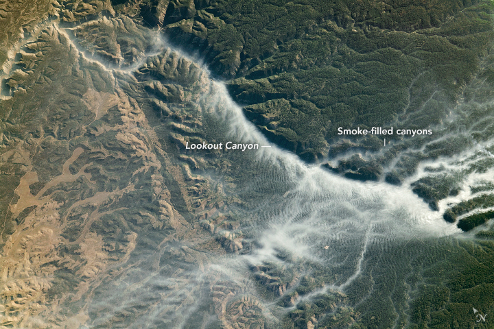 Smoke Filled Canyons, Arizona - related image preview