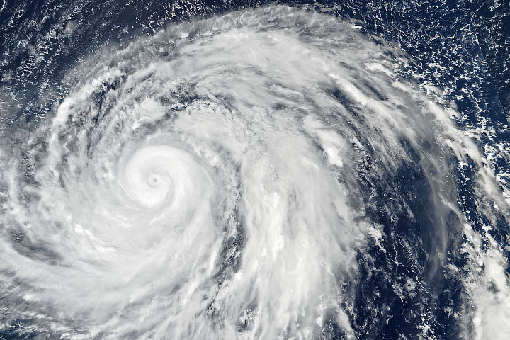Super Typhoon Hagibis - selected image