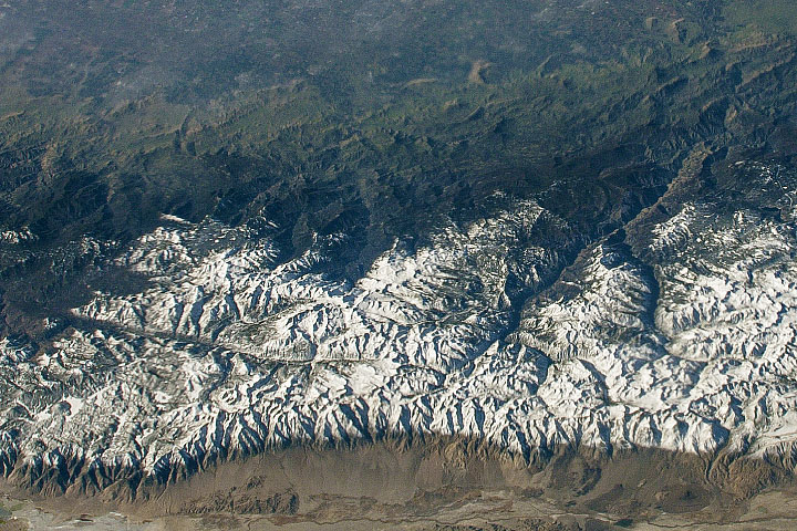 High Points of the Sierras - selected image