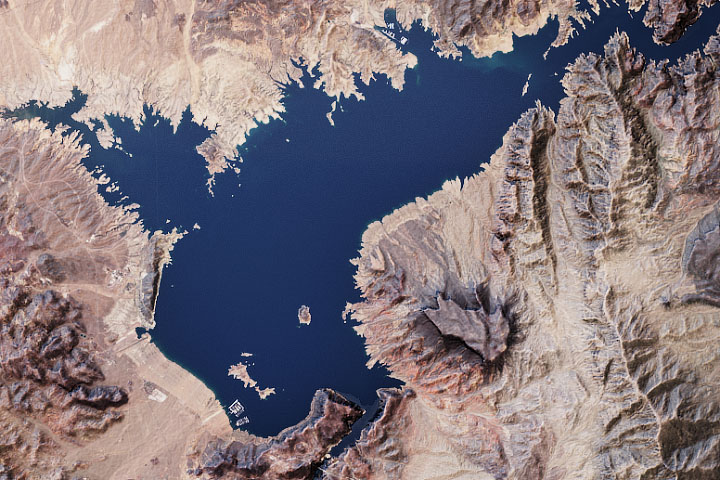 Lake Mead by the Seasons - selected image