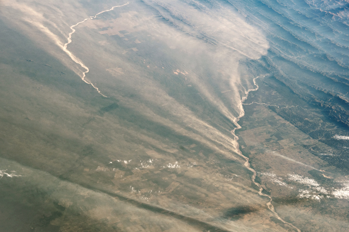 Bolivia's Sandy Rivers - selected image
