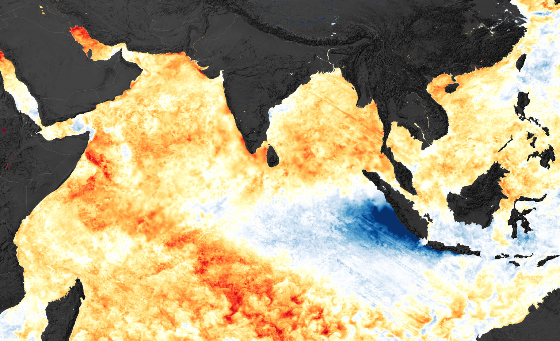 Spate of Cyclones in the North Indian Ocean - related image preview