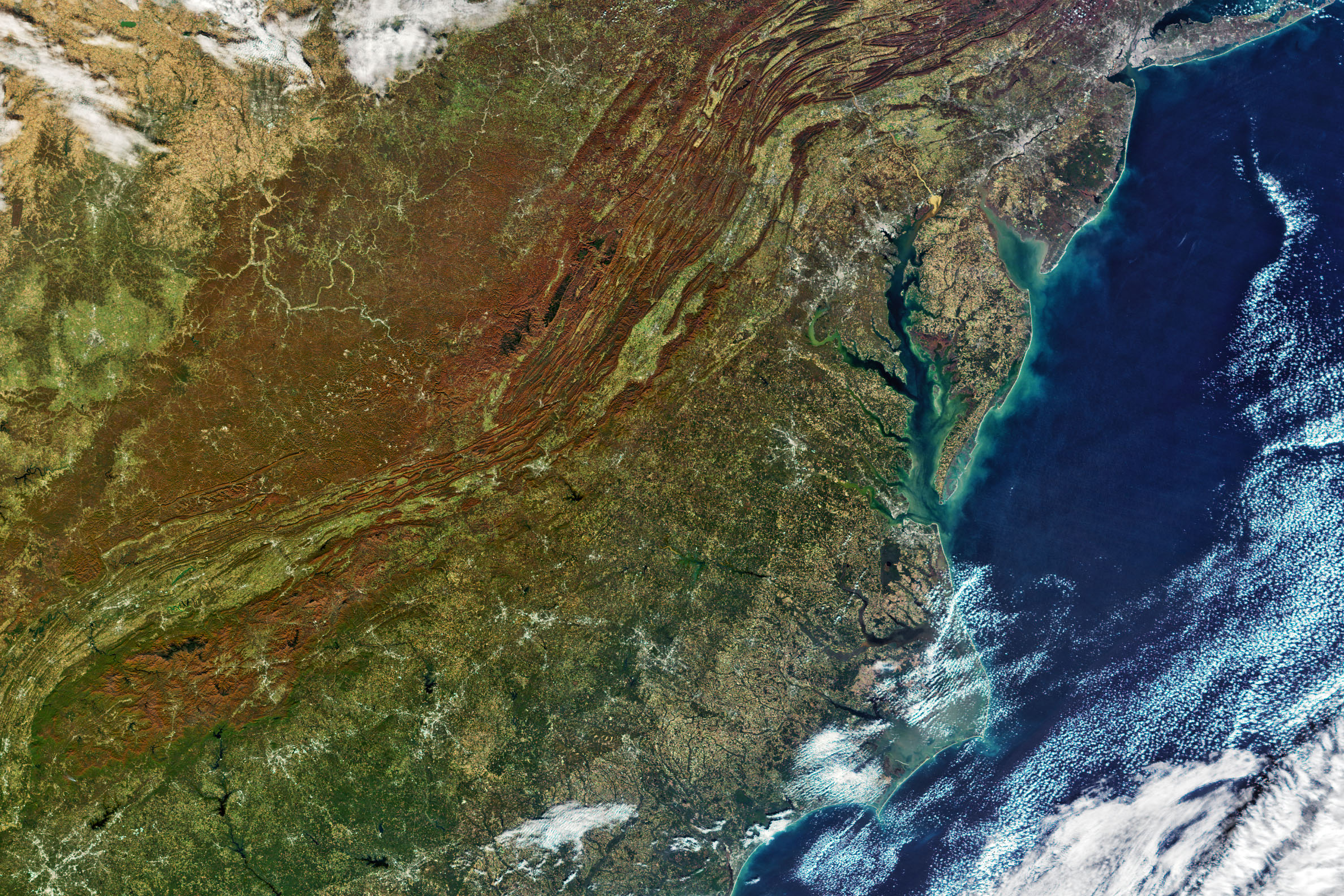 Susquehanna Sediment in the Chesapeake Bay - related image preview