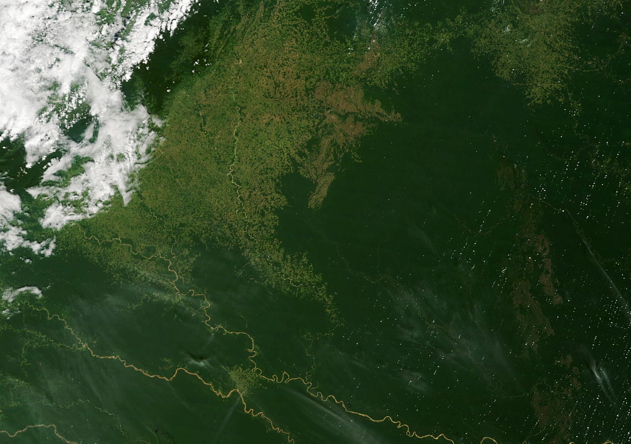 Making Sense of Amazon Deforestation Patterns - related image preview