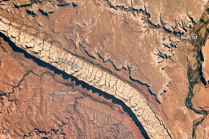 Comb Ridge, Utah - related image preview