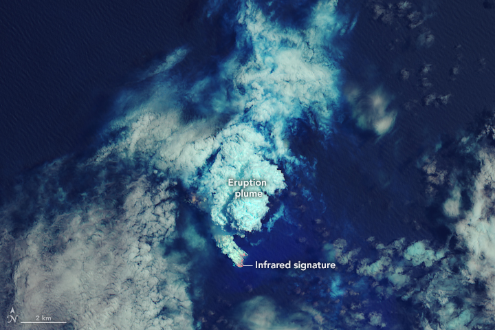 All Eyes on Tonga's Kingdom of Volcanoes - related image preview