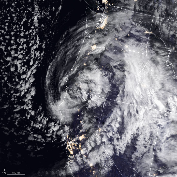 Severe Winter Storm Hits the West Coast - related image preview