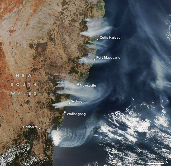 Australian Fires Still Burning - related image preview