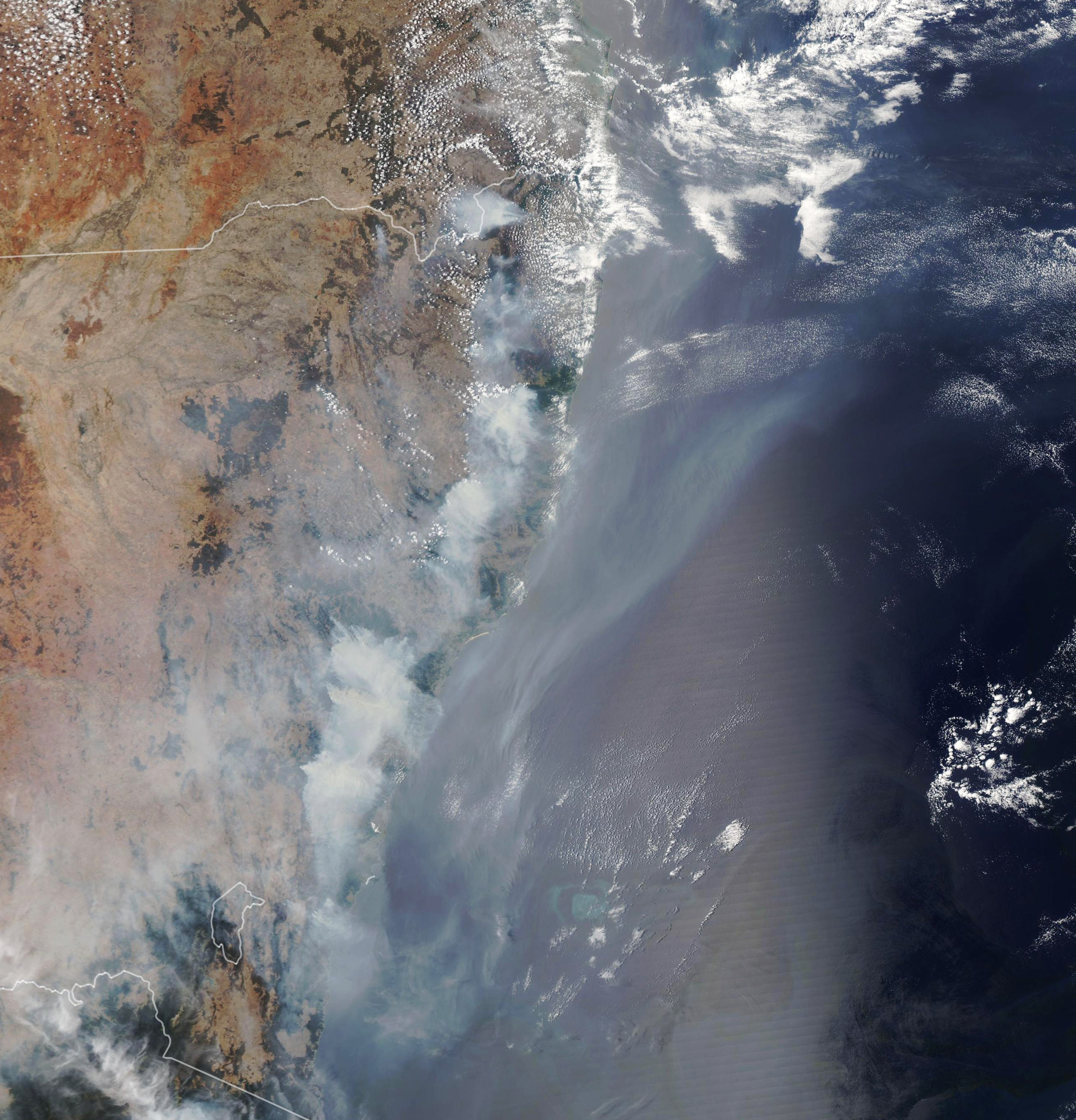 Fires Take a Toll on Australian Forests - related image preview