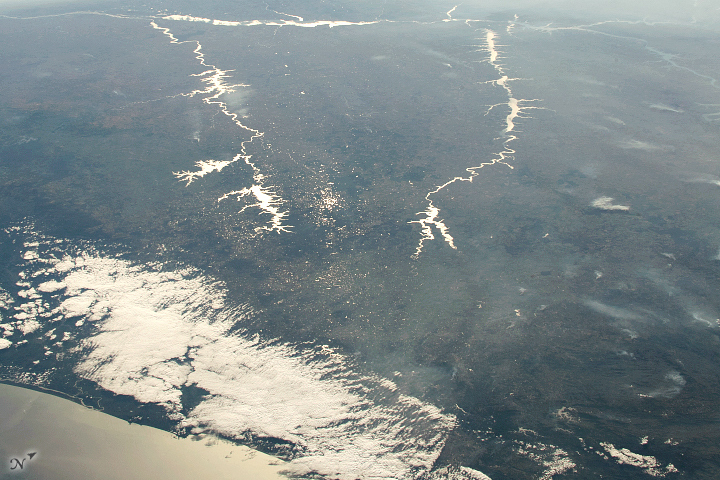 Rivers in Glint, Southern Brazil - related image preview