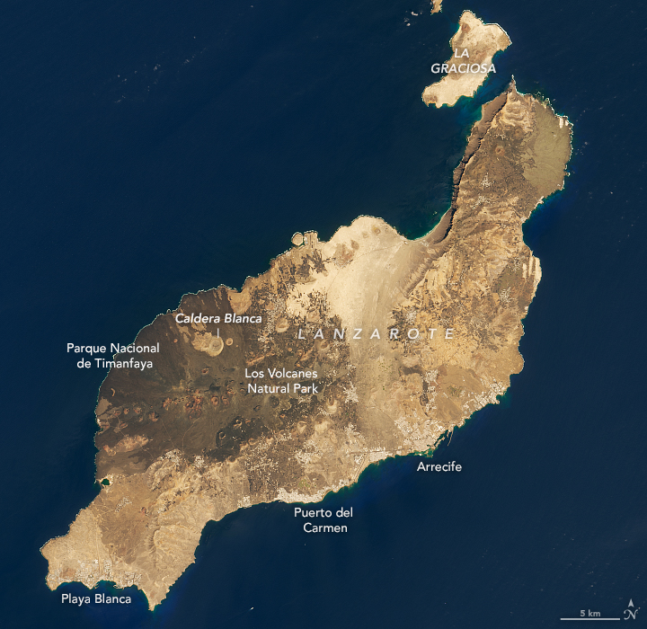Lanzarote's Lunar-Like Landscape - related image preview