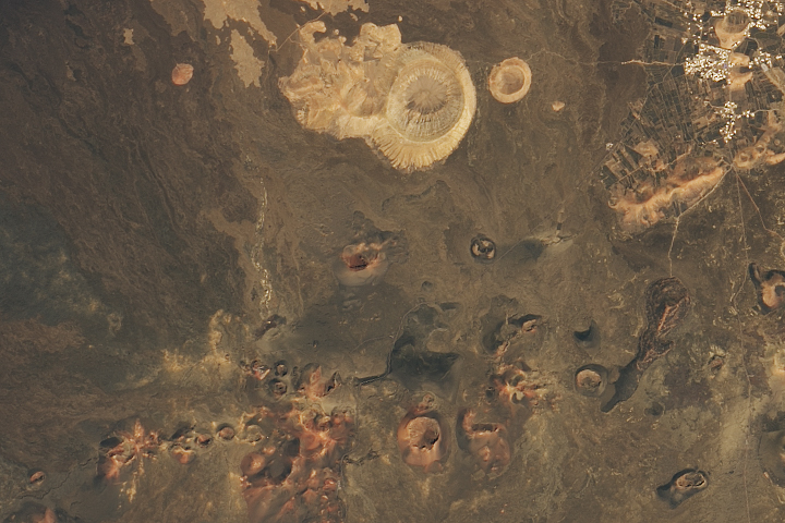 Lanzarote's Lunar-Like Landscape - selected image