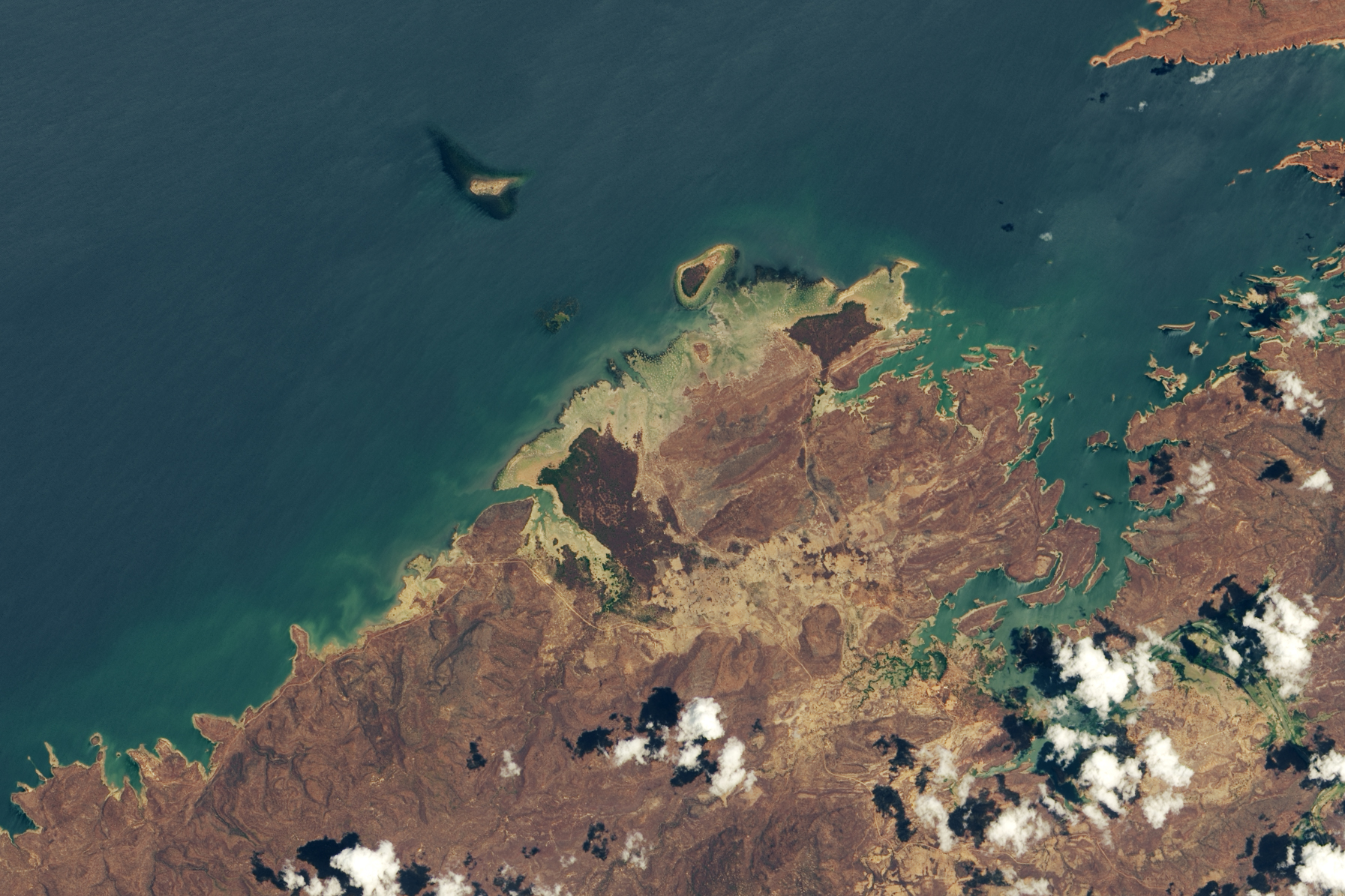 Water Levels Keep Falling at Lake Kariba - related image preview