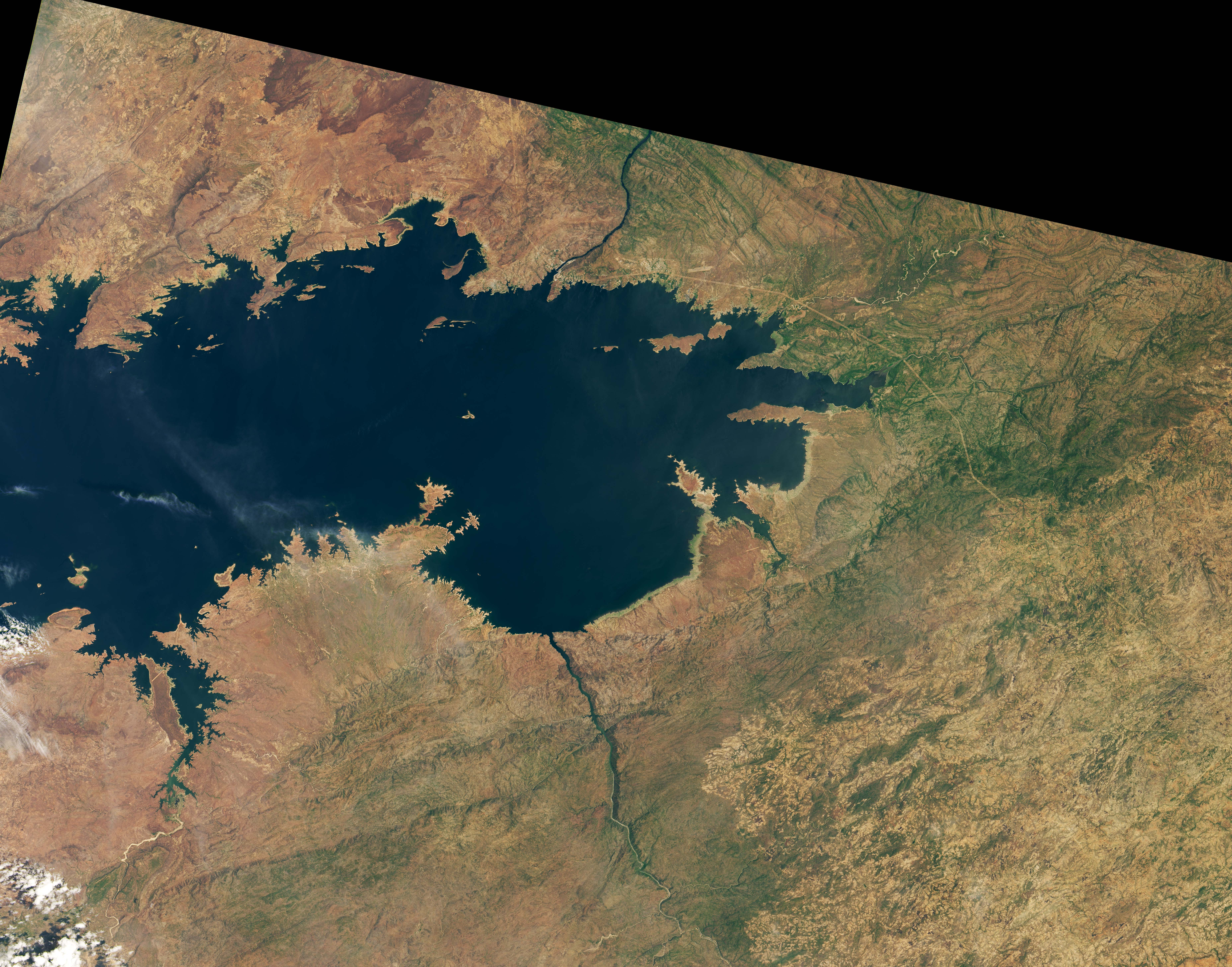 Water Levels Keep Falling at Lake Kariba - related image preview