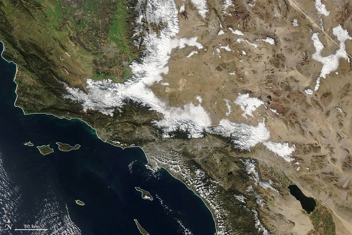 Southern California Snow - related image preview
