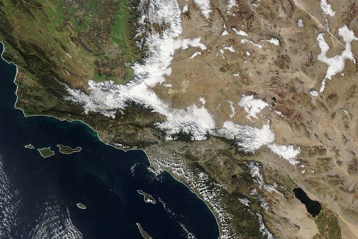 Southern California Snow - selected image