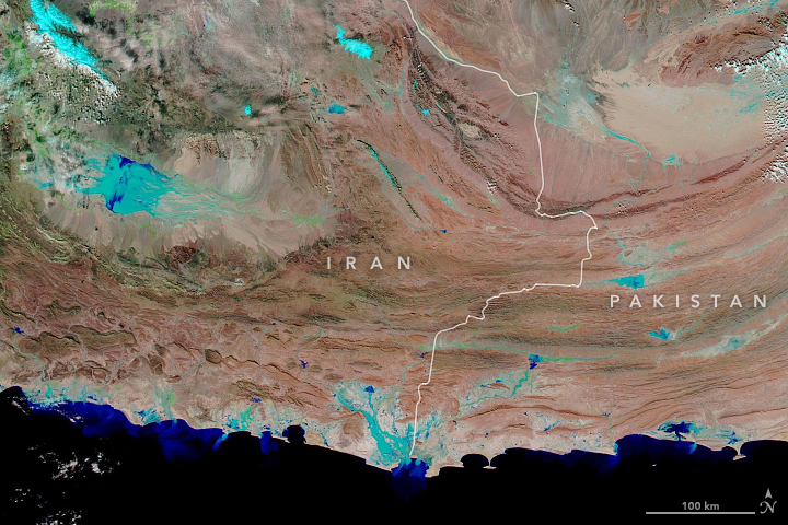 Flash Flooding in Iran - related image preview