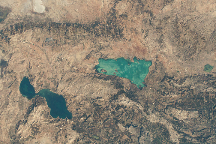Beysehir and Egirdir - selected image