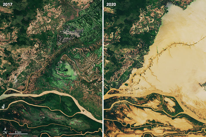 Flood Waters Overwhelm Northern Madagascar - related image preview