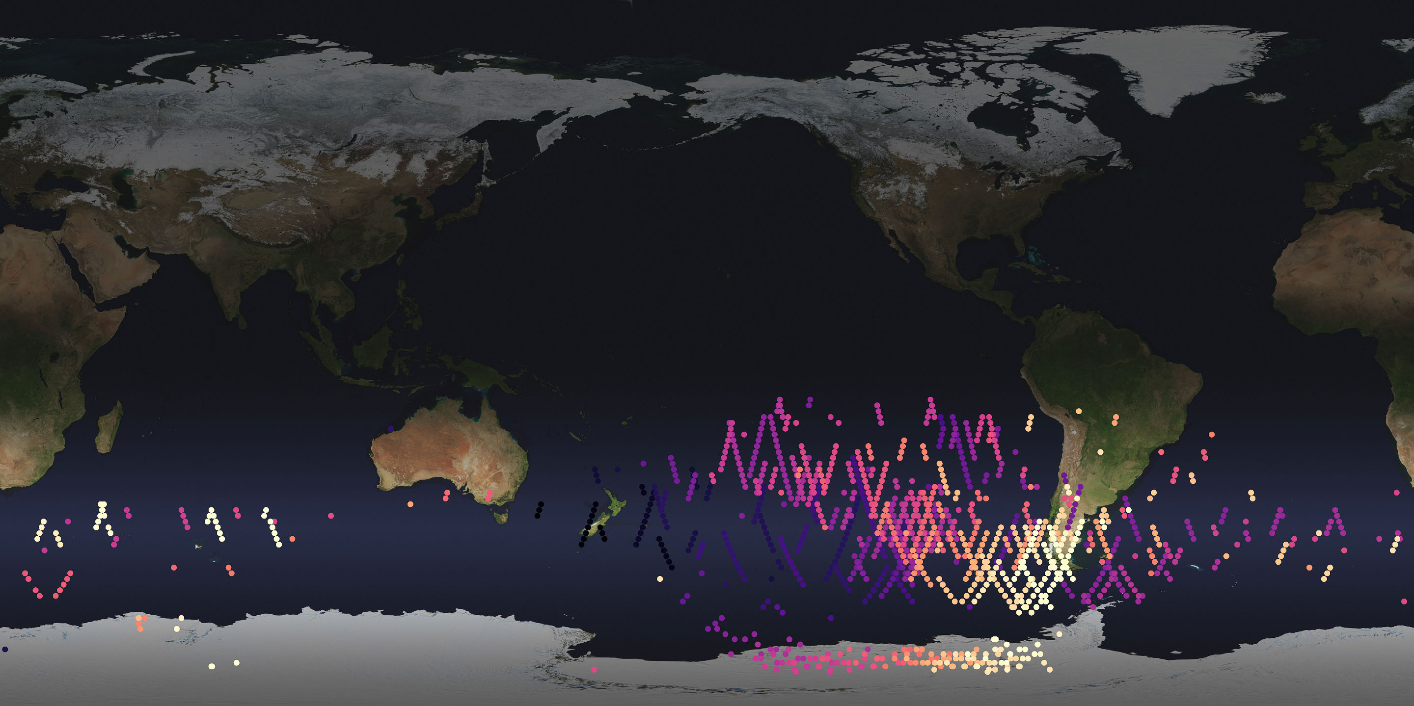 Australian Smoke Plume Sets Records - related image preview