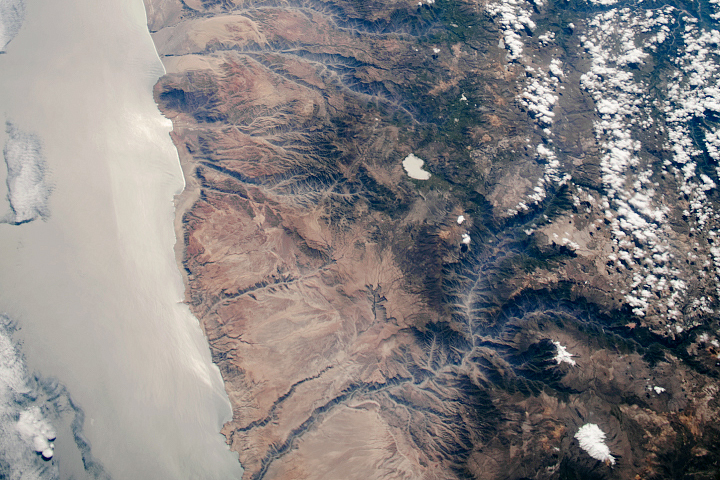 Coast of Peru - selected image
