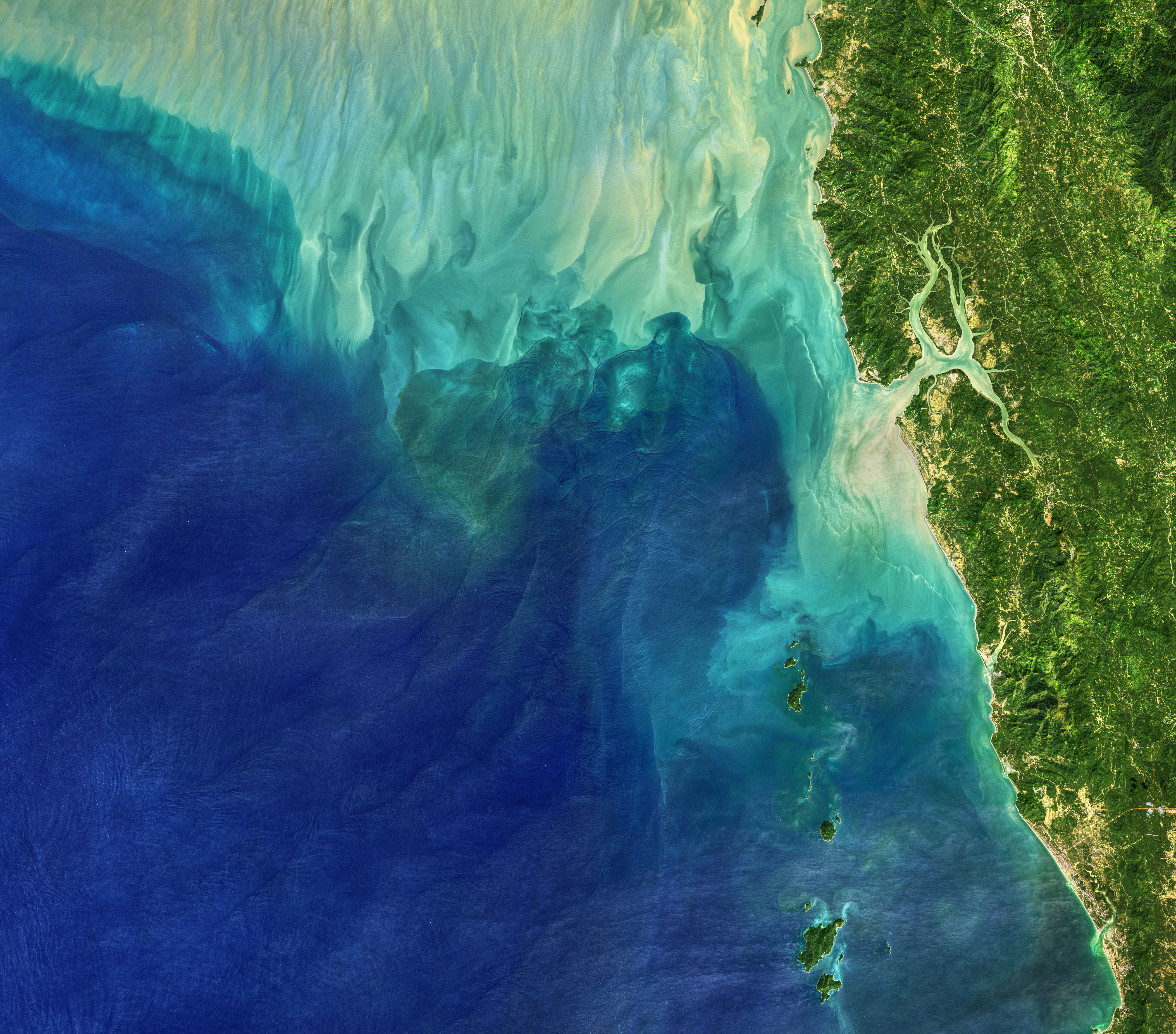 Making Waves in the Andaman Sea - related image preview
