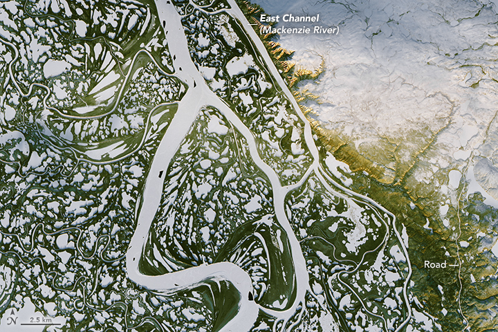 Rivers Are Getting Less Icy - related image preview