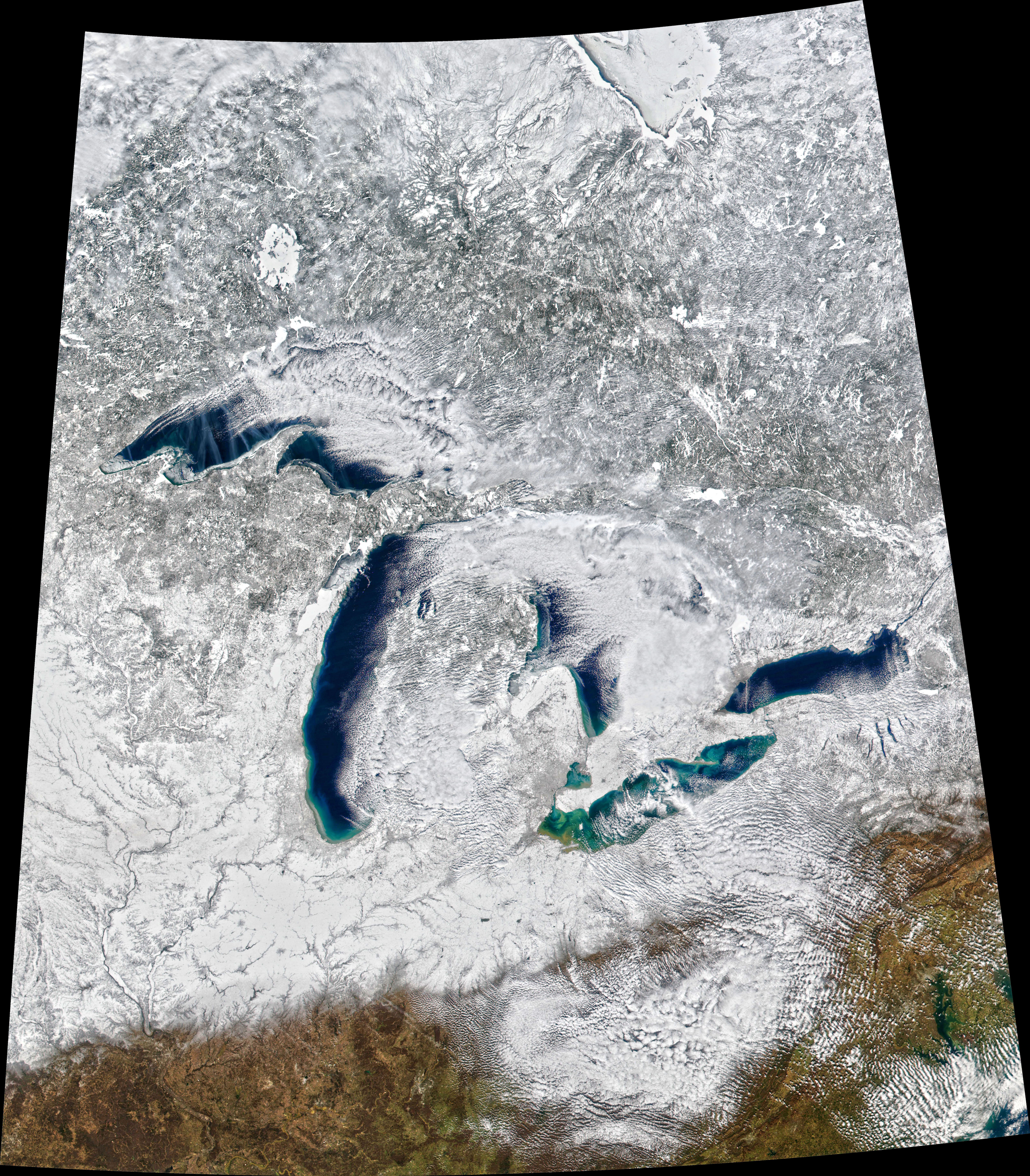 Great Lakes, Not so Great Ice - related image preview