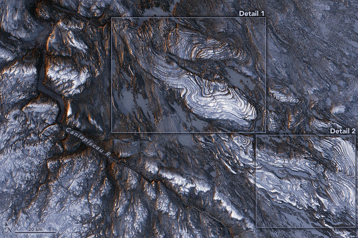 Phenomenal Faults and Folds - related image preview