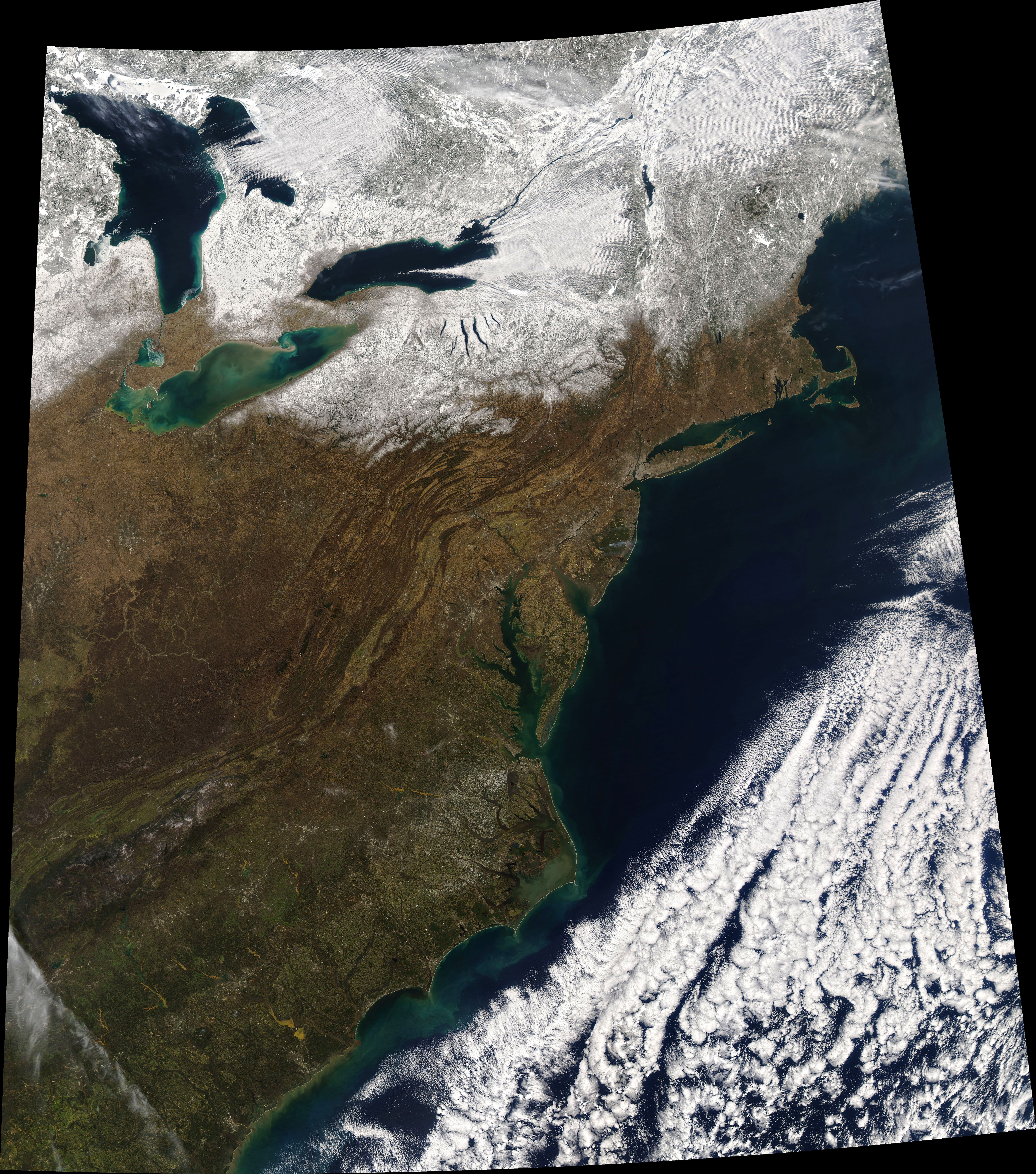 A Burst of Lake Effect Snow - related image preview