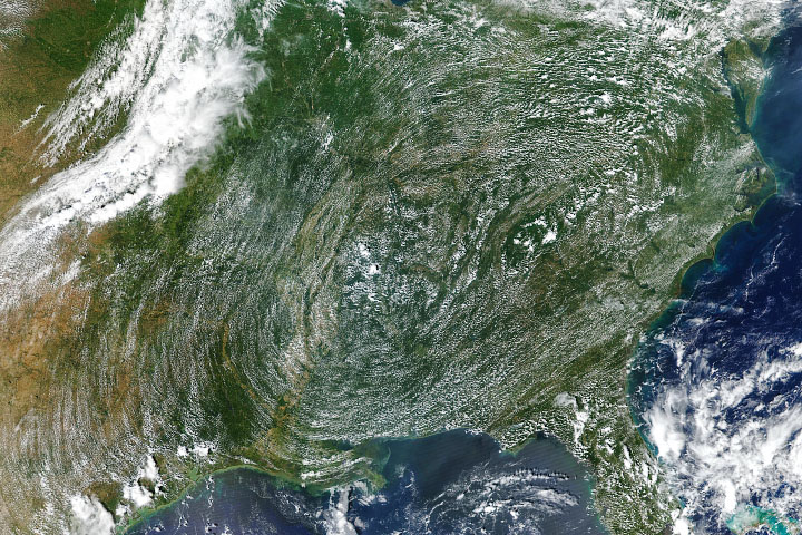 A Textbook Weather Front - selected image