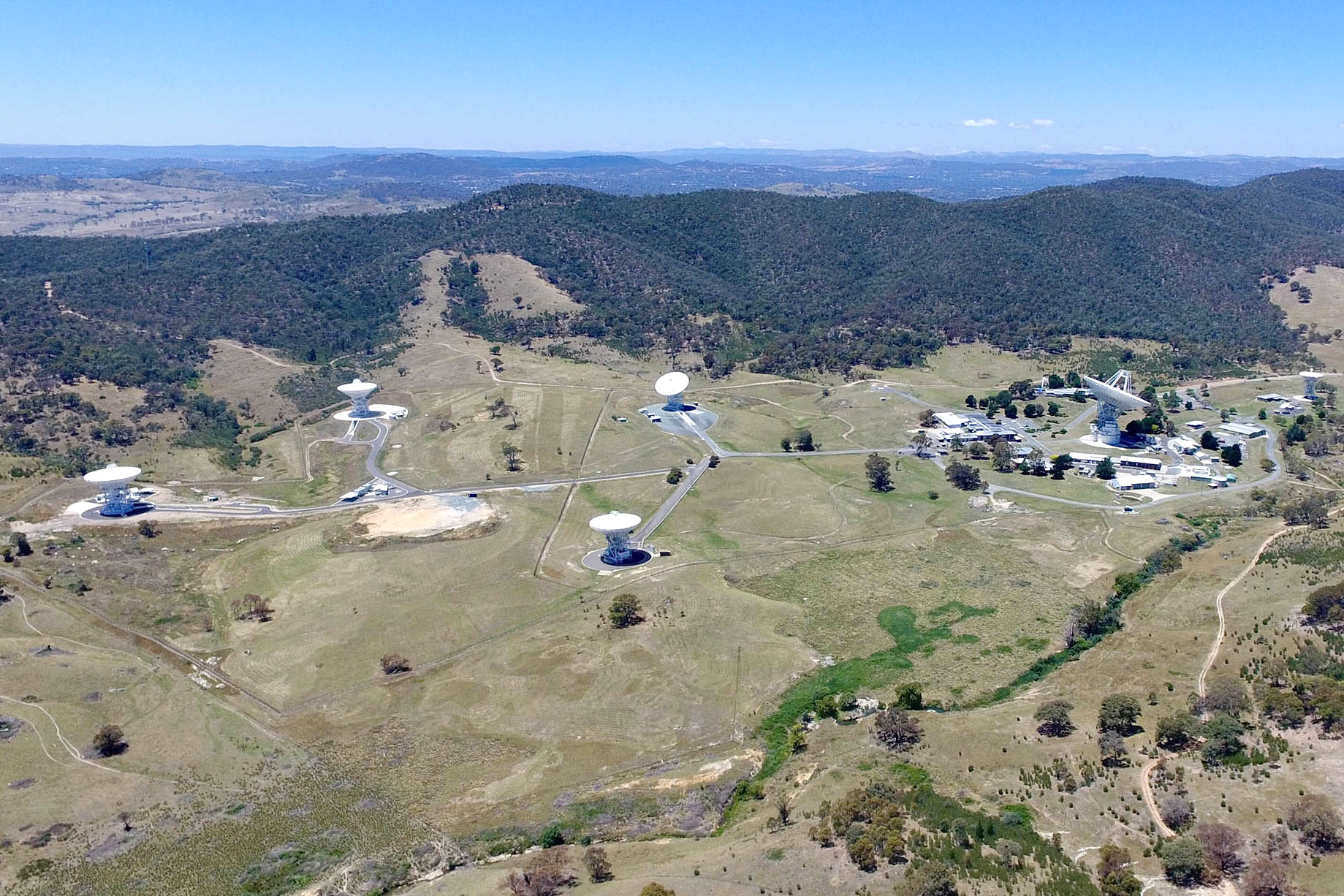 A Space Communications Hub in Australia - related image preview