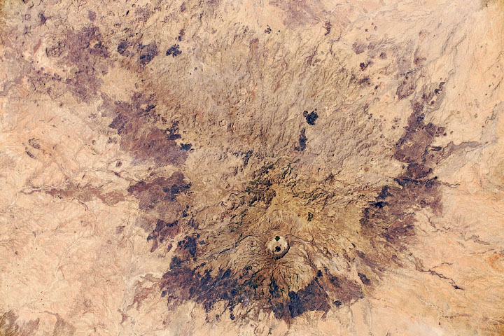 Jebel Marra, Sudan - selected image