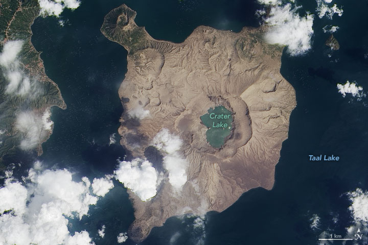 An Ash-Damaged Island in the Philippines - related image preview