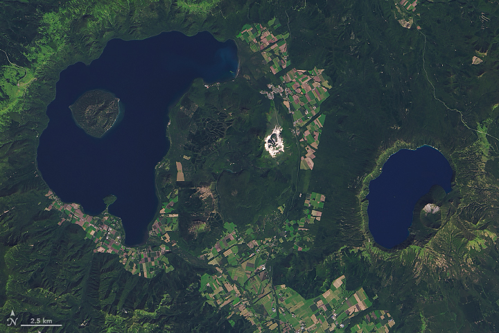 Parasitic Cones in Hokkaido - related image preview