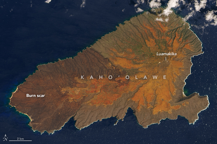 Healing Scars at Kaho'olawe - related image preview