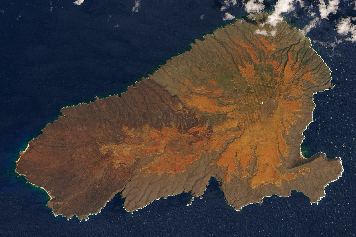 Healing Scars at Kaho'olawe - selected image