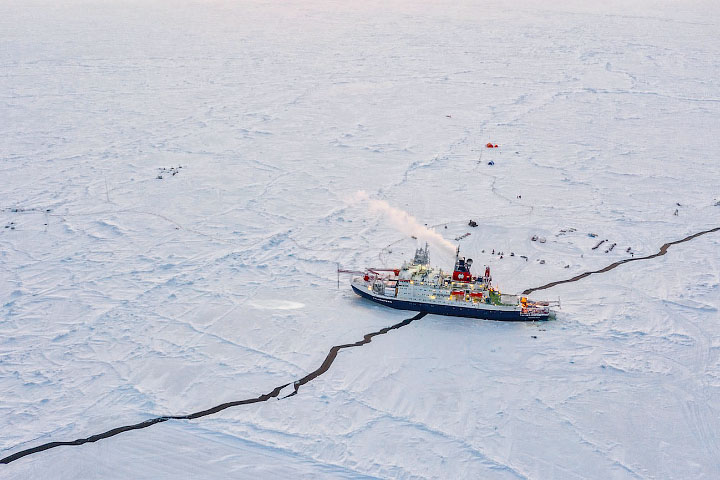 Drifting With Broken Sea Ice - related image preview