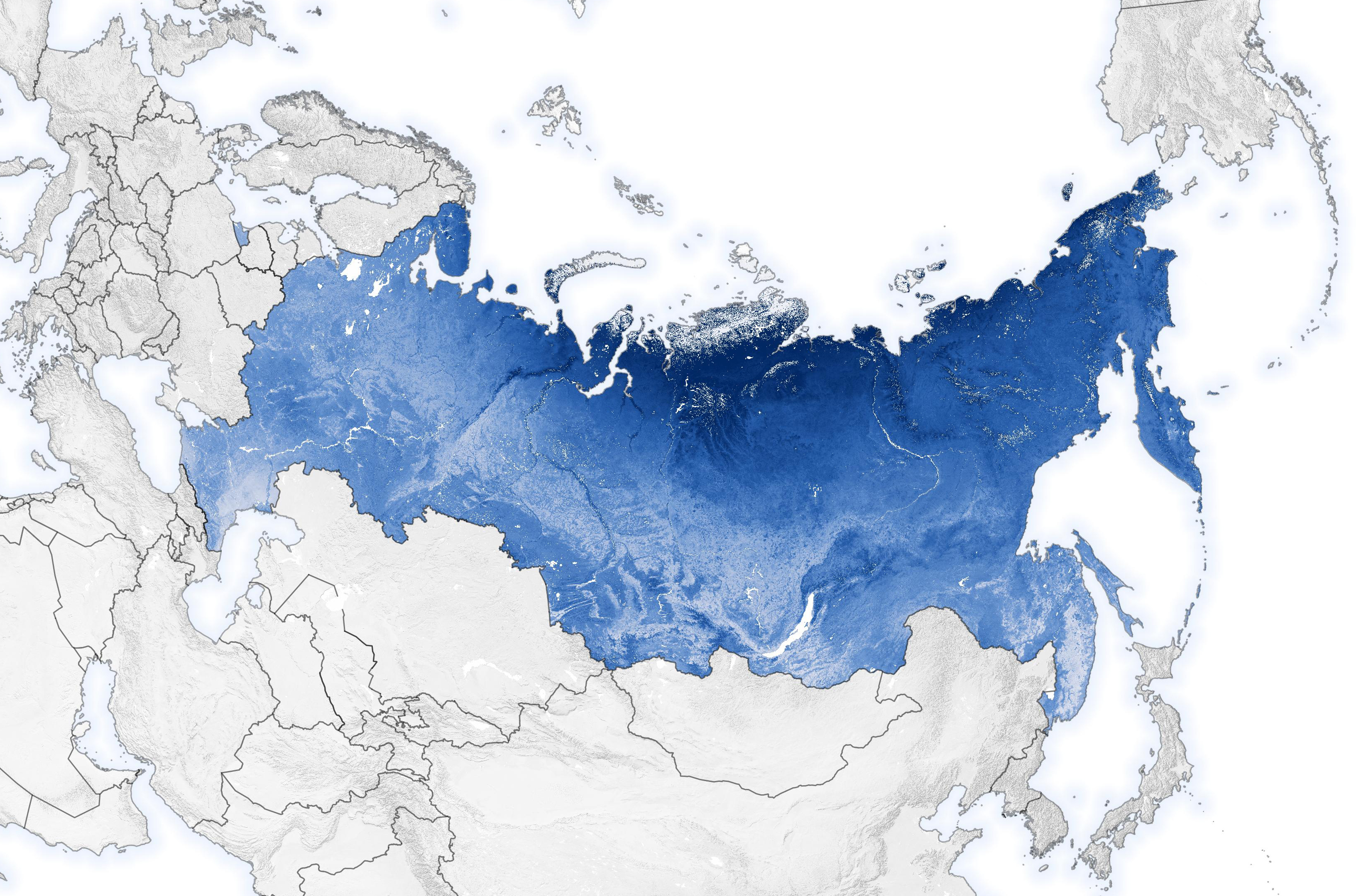 Mapping Moose Populations in Russia - related image preview