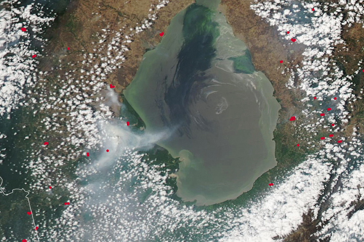 A Fiery Month in Zulia - selected image