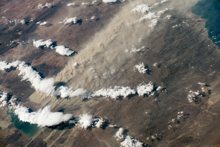 Patagonian Dust Streamers - related image preview