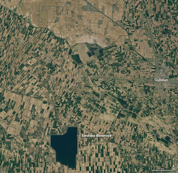 Flooding in Uzbekistan and Kazakhstan - related image preview