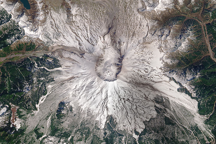 Mount St. Helens - selected image
