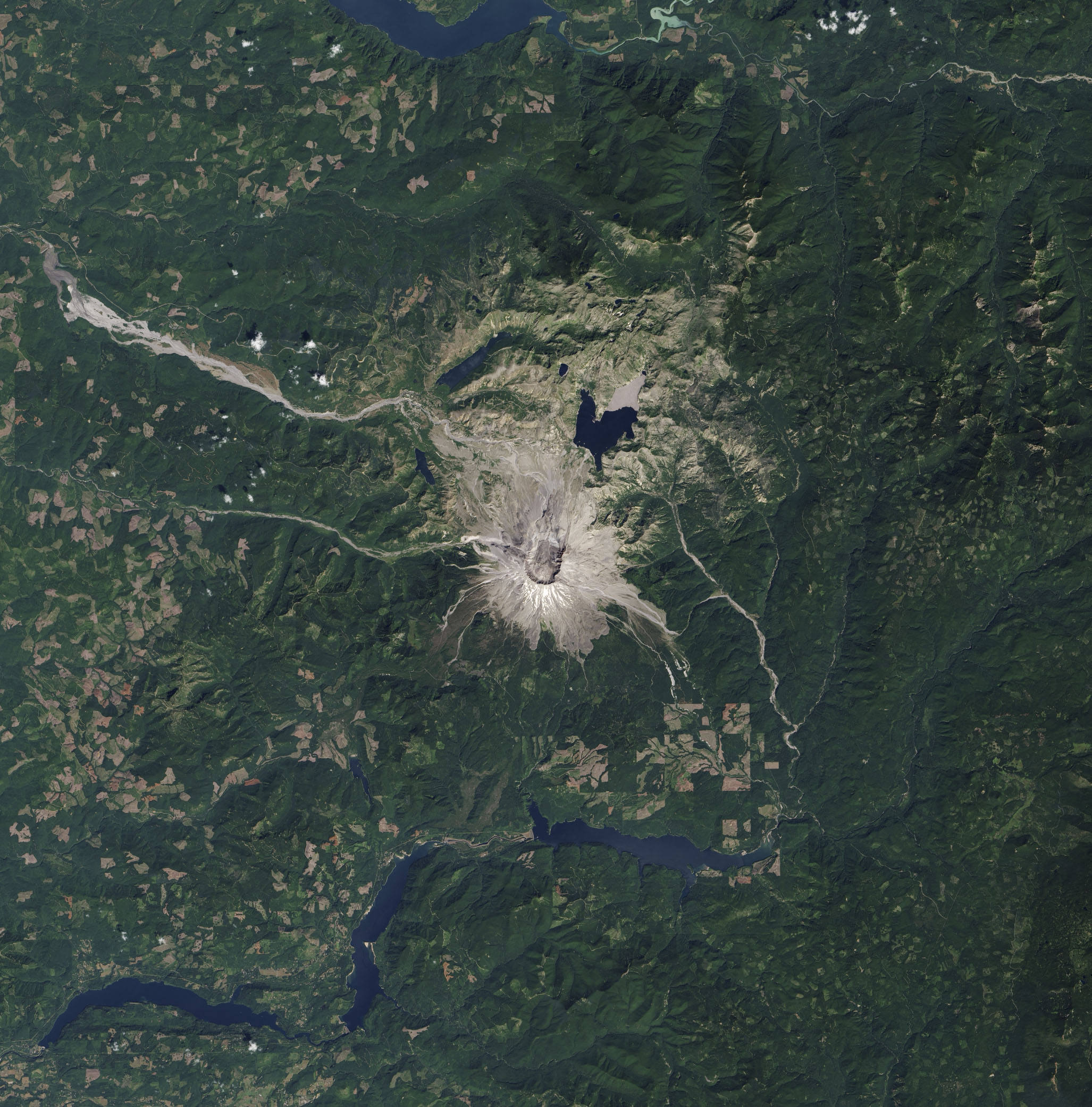 Mount St. Helens - related image preview