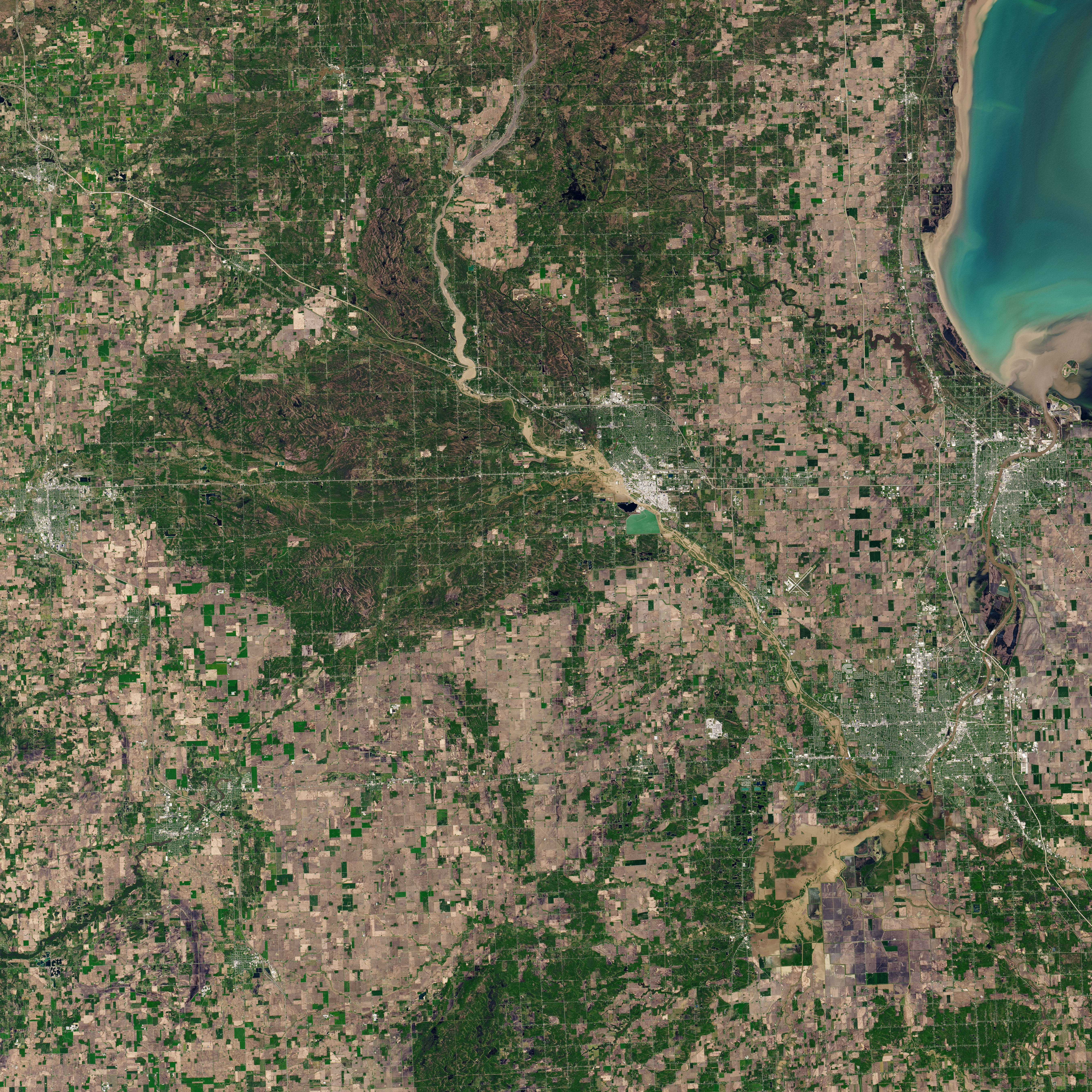 Muddy Flooding in Michigan - related image preview