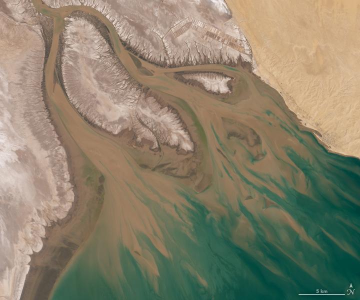 Green Lagoons No More